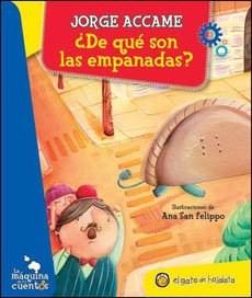Papel ¿De Qué Son Las Empanadas?