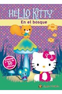 Papel HELLO KITTY EN EL BOSQUE (MIS PERSONAJES FAVORITOS) (CUENTO Y MAS DE 50 STICKERS)