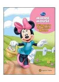 Papel Minnie Mouse Primavera De Minnie Mouse