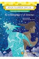 Papel RELAMPAGO Y EL TRUENO (COLECCION LEYENDAS LATINOAMERICANAS)