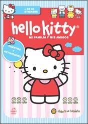 Papel Hello Kitty Mi Familia Y Mis Amigos