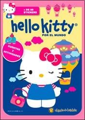 Papel Hello Kitty Por El Mundo