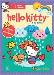 Papel Hello Kitty Y El Clima