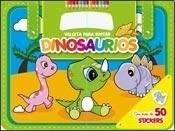 Papel Valijitas Para Pintar Dinosaurios