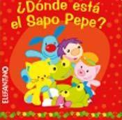 Papel Donde Esta El Sapo Pepe