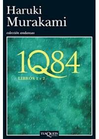 Papel 1Q84. Libros 1 Y 2
