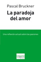 Libro La Paradoja Del Amor