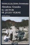 Papel LECTOR DE JULIO VERNE (EPISODIOS DE UNA GUERRA INTERMIN  ABLE) (COLECCION ANDANZAS)