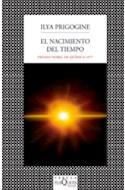 Papel NACIMIENTO DEL TIEMPO (COLECCION FABULA)