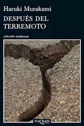 Libro Despues Del Terremoto