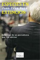 Libro Especies En Extincion