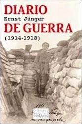 Libro Diario De Guerra ( 1914 - 1918 )