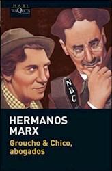 Libro Groucho & Chico  Abogados