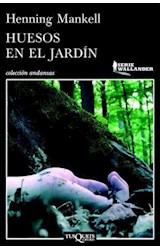 Papel HUESOS EN EL JARDIN (COLECCION ANDANZAS 816)