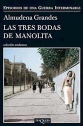 Papel Tres Bodas De Manolita, Las