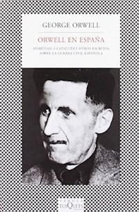 Libro Orwell En España