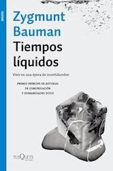 Libro Tiempos Liquidos