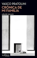 Libro Cronica De Mi Familia
