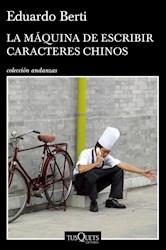Libro La Maquina De Escribir Caracteres Chinos
