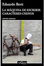 Papel LA MAQUINA DE ESCRIBIR CARACTERES CHINOS