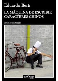Papel Máquina De Escribir Caracteres Chinos, La