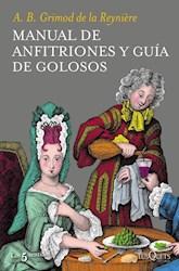 Libro Manual De Anfitriones Y Guia De Golosos