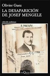 Papel Desaparicion De Josef Mengele, La