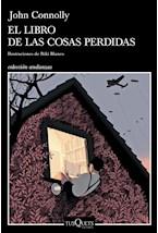 Papel EL LIBRO DE LAS COSAS PERDIDAS