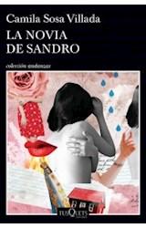 Papel NOVIA DE SANDRO (COLECCION ANDANZAS)