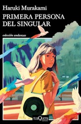 Libro Primera Persona Del Singular
