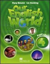 Libro Our English World 4 St