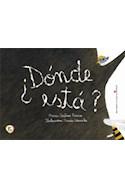 Papel DONDE ESTA (COLECCION TODOS DISTINTOS) (CARTONE)