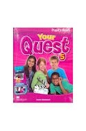 Papel YOUR QUEST 5 PUPIL'S BOOK + ACTIVITY BOOK