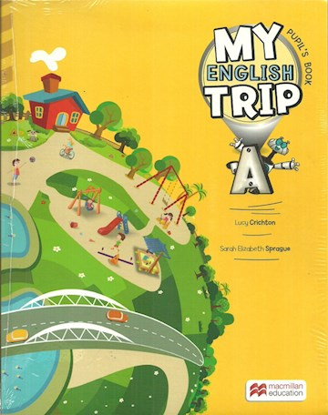 Papel My English Trip A Pupils Book + Wb