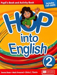 Papel Hop Into English 2 Pupil'S Book
