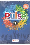 Papel ON THE PULSE 1 STUDENT'S BOOK + WORKBOOK (WITH EBOOK AND SKILLS BUILDER) (NOVEDAD 2019)