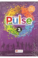 Papel ON THE PULSE 3 STUDENT'S BOOK + WORKBOOK (WITH EBOOK AND SKILLS BUILDER) (NOVEDAD 2019)