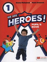 Papel We Are Heroes! 1 Pupil'S Book