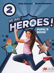 Papel We Are Heroes! 2 Pupil'S Book
