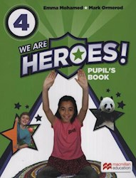 Papel We Are Heroes! 4 Pupil'S Book