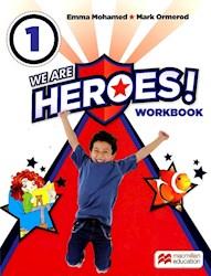 Papel We Are Heroes! 1 Workbook