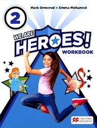 Papel We Are Heroes! 2 Workbook