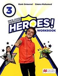 Papel We Are Heroes! 3 Workbook