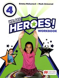 Papel We Are Heroes! 4 Workbook