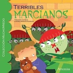 Papel Terribles Marcianos