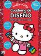 Papel Hello Kitty Cuaderno De Diseño