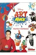 Papel ART ATTACK FIESTAS Y DISFRACES (COLECCION ART ATTACK PREMIUM 1)