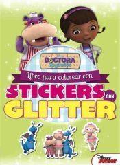Papel Coleccion Glitter Con Stickers Nº 2