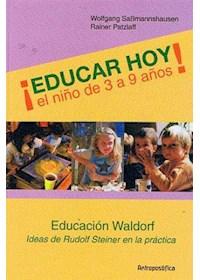 Papel Educar Hoy -El Niño De 3 A 9 Años