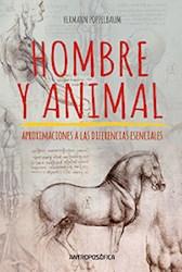 Libro Hombre Y Animal